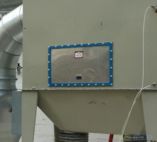 Dryer Safety - Explosion Protection
